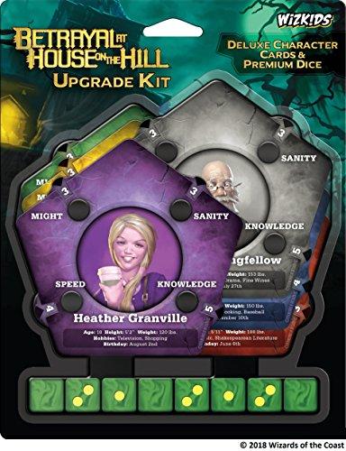 Avalon Hill- Kit di aggiornamento per Il tradimento a casa sulla collina, Multicolore, 73048
