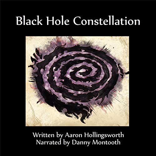 Black Hole Constellation audiobook cover art