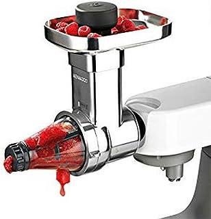 Kenwood KAX644ME Passoire à Fruits et Légumes pour Robot Métal Aluminium Brossé 27 x 18 x 15 cm