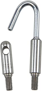 Splinter Guard Wire Fish Rod and Glow Rod Single Hook and Bullet Attachments Klein Tools 56517