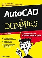 Auto CAD 2009 Fur Dummies (German Edition) by David Byrnes(2009-01-30)