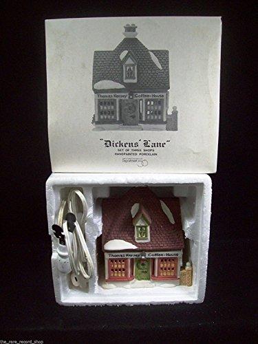 Dickens Village de Dickens 56 Article # 65072