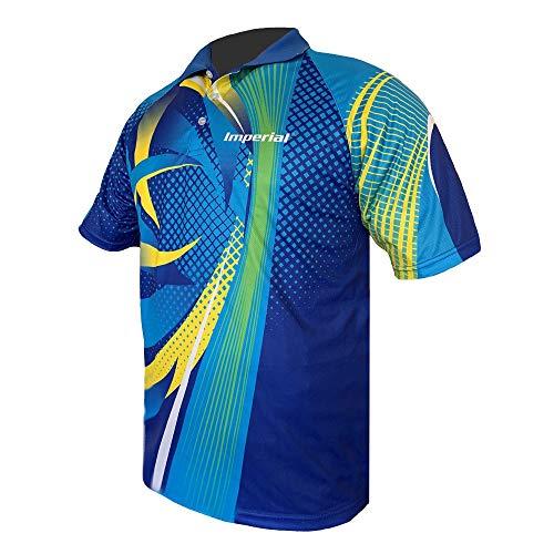 Imperial Shirt F-8 - Funktionsfaser Tischtennis Shirt | Tischtennis Trikot | Tischtennis Hemd | TT-Spezial - Schütt Tischtennis