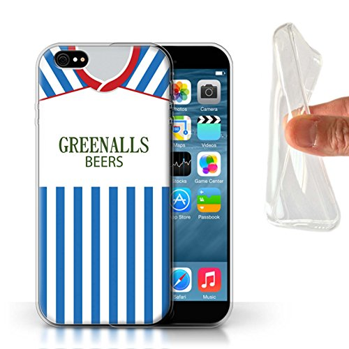 Handy-Schutzhülle mit dem Chelsea 1991Design aus der Kollektion Retro Trikot/Kit Division 1, Huddersfield 1987, Apple iPhone 6