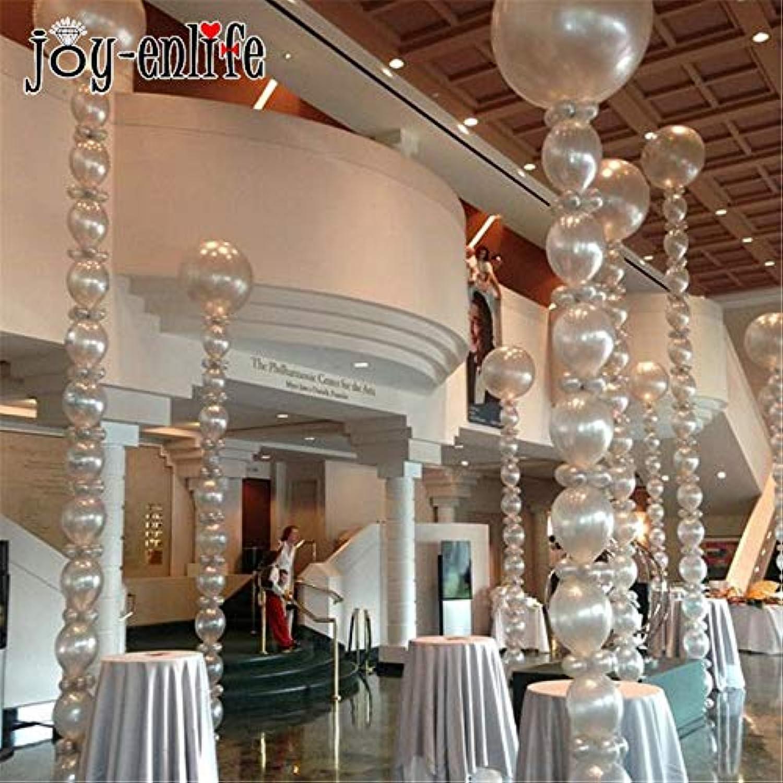 directo de fábrica Uniqus Joy-ENLIFE - 1 Pieza Pieza Pieza de Globo de plástico Transparente de 5 m con Cadena de Globos para decoración de Bodas y cumpleaños  online barato