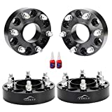 6 Lug 6x135 Wheel Spacer for F-150, 1.5 inch Hubcentric Wheel Spacers 14x1.5 Studs & 87.1 mm Bore Compatible with 2015-2021 F-150, Lobo, Expedition