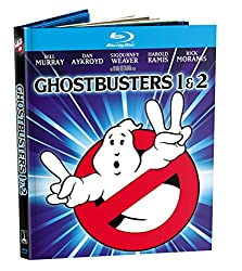 Image: Ghostbusters / Ghostbusters 2 | Blu-ray + Digital | Bill Murray (Actor), Dan Aykroyd (Actor), Ivan Reitman (Director)