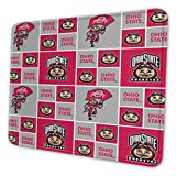 Football Logo Personalized Custom Mouse Pad Office Anti-Slip Game Mouse Pad Souvenir Mouse Pad