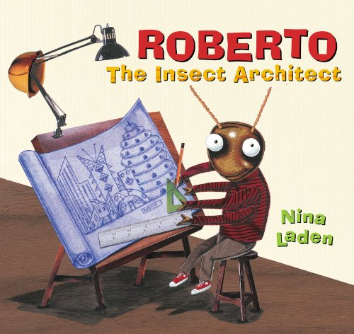 Roberto: The Insect Architect (English Edition)