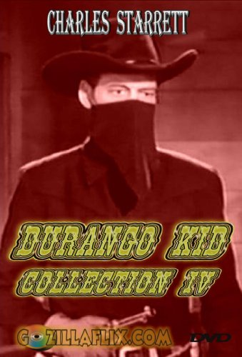 The Durango Kid Collection IV ~ 10 Westerns ~ Galloping Thunder (1946) Heading West (1946) Terror Trail (1946) Fighting Frontiersman, The (1946) Lone Hand Texan, The (1947) Prairie Raiders (1947) Buckaroo From Powder Creek (1947) Last Days Of Boot Hill (1947) South Of Death Valley (1949) Pecos River (1951)
