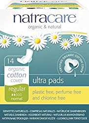 3 Pack Bundle Soft certified organic cotton cover Absorbent cellulose core to keep you dry No plastic, perfumes, dyes or chlorine Biodegradable and compostable