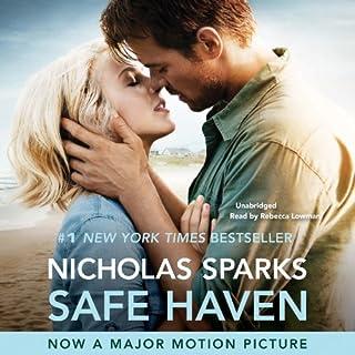Safe Haven audiobook cover art
