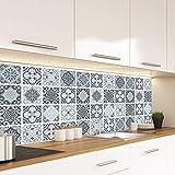 Alwayspon Azulejos de Vinilo Suelo Sticker, Impermeable