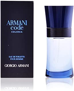 Giorgio Armani Code Colonia for Men, 120ml