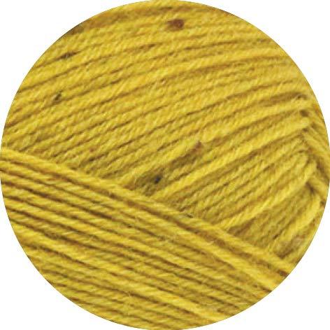 MEILENWEIT 100g Tweed 157 - Senfgelb