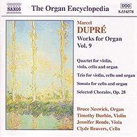Organ Works-Vol. 9