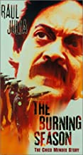 The Burning Season - The Chico Mendes Story VHS