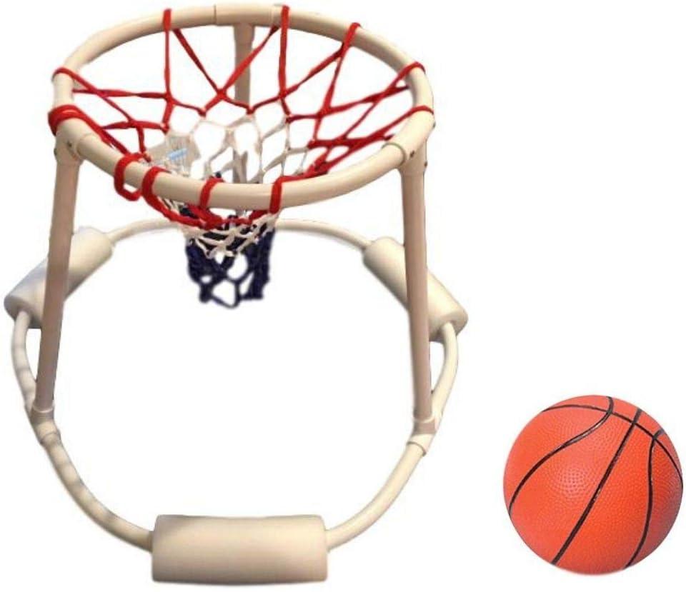 MSS Hoop Floating Basketball Pool Max 88% OFF Game Max 42% OFF Rim Float Kids Adult