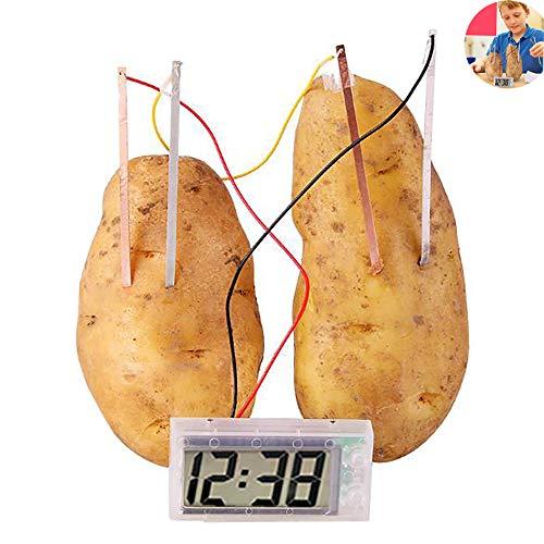 SHR-GCHAO Reloj De Papa Genera Reloj Digital, Calidad Juguetes Y Juegos, Regalos De Cumpleaños De La Diversión De Navidad, Apto para Niños Y Niñas Mayores De 8 Años De Edad