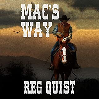 Mac's Way audiobook cover art