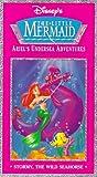 Disney's The Little Mermaid - Ariel's Undersea Adventures: Stormy, The Wild Seahorse [VHS]