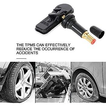 Amazon Com Cciyu Fits For 2013 2018 For Hyundai 2012 2018 For Kia Original Equipment Programmed Tire Pressure Monitoring System Sensor Tpms 433 Mhz 52933 B1100 529332m650 529333n100 Automotive