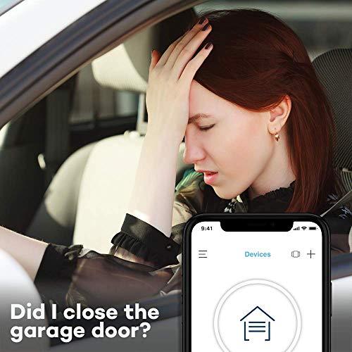 Smart up your garage with a smart garage door opener & parking aids 6
