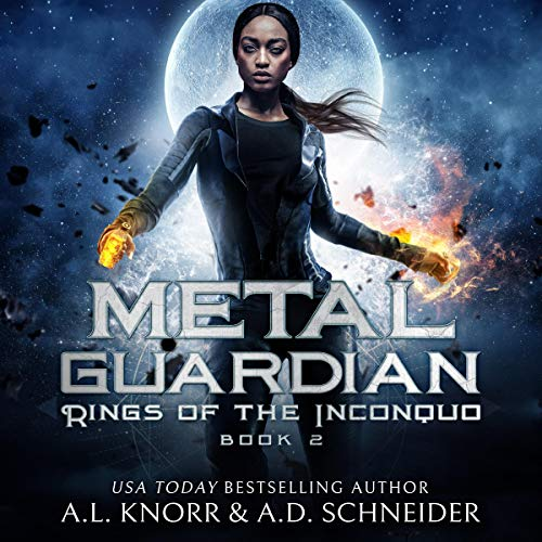 Metal Guardian Audiobook By A.L. Knorr, Aaron D. Schneider cover art