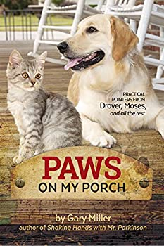 Paperback Paws on My Porch Book