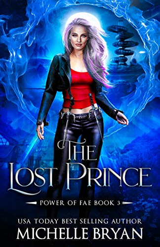 Book Cover for The Lost Prince
