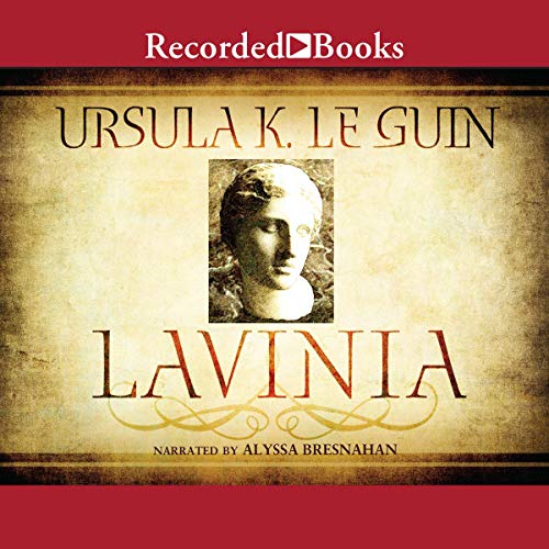 Lavinia  By  cover art