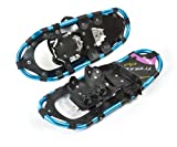 Best Snowshoes For Women - Chinook 80002 Trekker Snowshoes,Blue, 22 Review