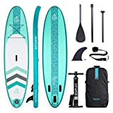 SEAPLUS Tabla de Paddle Surf Hinchable Sup Inflatable Stand up Paddle Board...