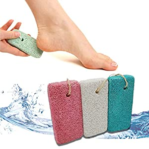 Natural-Heel-Pumice-Stone-3-Pcs-Mixed-Colors-Earth-Lava-Callus-Remover-for-Heels-Palm-Pedicure-Exfoliation-Tool-Dry-Dead-Skin-Scrubber-Health-Foot-Care