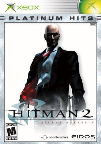 Hitman 2 Silent Assassin Platinum Hits - Xbox - US