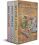 The Kitchen Witch: Box Set Books 1-3: Cozy Mysteries (The Kitchen Witch Series Boxset Book...
