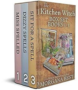 The Kitchen Witch Box Set Books 1 3 Cozy Mysteries The Kitchen Witch Series Boxset Book 1 English Edition Ebook Best Morgana Amazon De Kindle Shop