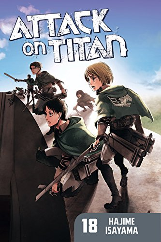 Attack on Titan Vol. 18 (English Edition)