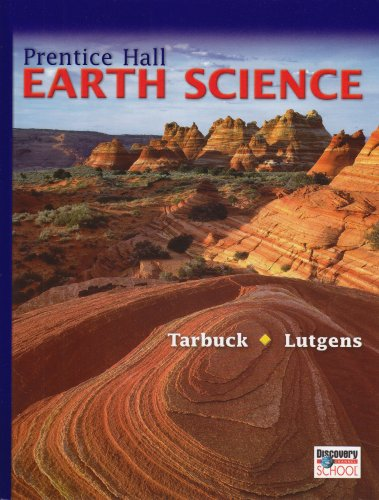Compare Textbook Prices for EARTH SCIENCE STUDENT EDITION 2006C 3.2.2006 Edition ISBN 9780131258525 by PRENTICE HALL