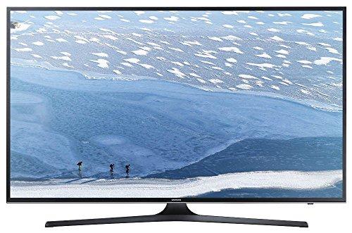 Samsung KU6079 108 cm (43 Zoll) Fernseher (Ultra HD, Triple Tuner, Smart TV)