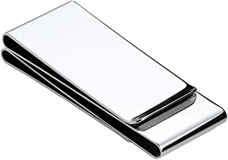 HONB Double sided Money Clip (Silver)