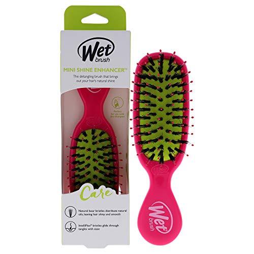 Wet Brush Mini Shine Enhancer Rose pour Unisexe 1 Unité