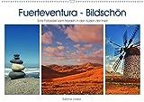 Fuerteventura - Bildschön (Wandkalender 2021 DIN A2 quer): Eine Reise vom Norden in den Süden der Insel. (Monatskalender, 14 Seiten )