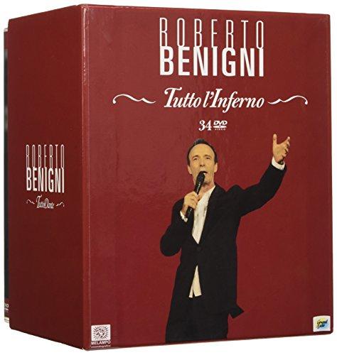 Benigni Tutto L Inferno (Box 34 Dvd)