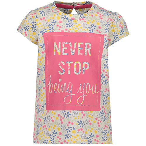 Name It T-Shirt Fleurs Never Stop Being You Top bébé vêtements bébé, Multicolore