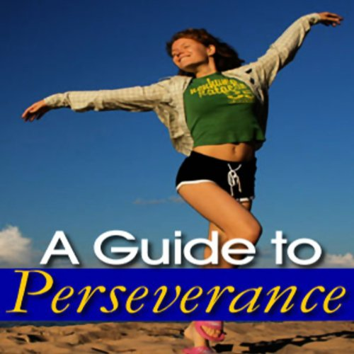 A Guide to Perseverance audiobook cover art