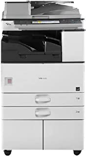 Ricoh Aficio MP 2352 Ledger/Tabloid-size Mono Laser Multifunction Copier - 23ppm, Copy, Print, Scan, 2 Trays and Stand (Certified Refurbished)