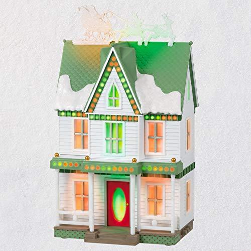 Hallmark Keepsake 2020, Sound-a-Light Christmas Village Festive Home Tabletop Decoration With LED Lights