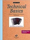 Technical Basics für Akkordeon: Technische ܜbungen für Piano-Akkordeon (Standardbass)