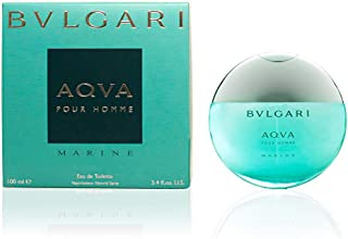 Bvlgari Aqua Marine by Bvlgari For Men. Eau De Toilette Spray 1.7-Ounces